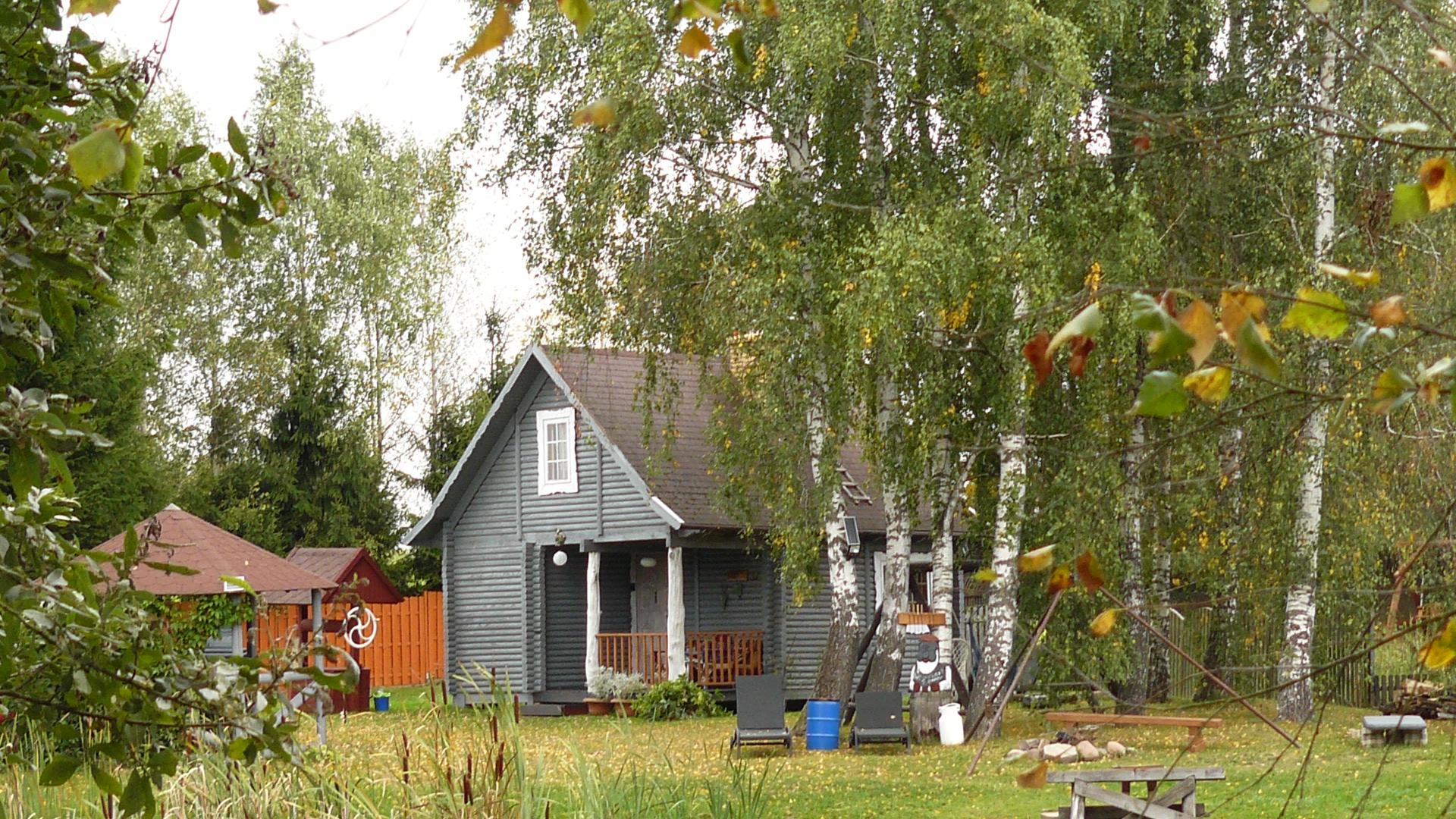 Domek Rybaczówka